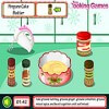 Cooking Christmas Cake Game Online