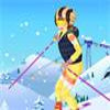 Fashion Skiing Girl Game Online