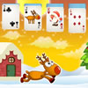 Santa Solitaire Game Online