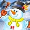Snowman Dress Up Game Online