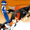 Snowmobile Stunt Game Online